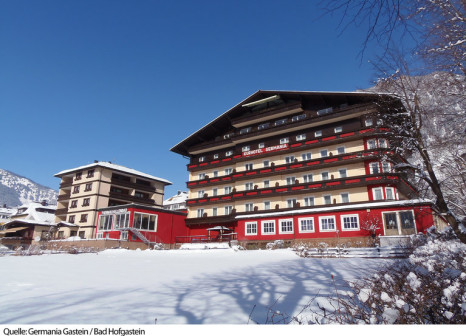 AKZENT Hotel Germania Gastein 1 Bewertungen - Bild von Bentour Reisen
