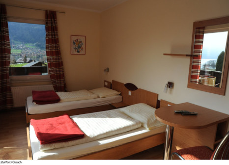 Hotelzimmer im Hotel Zur Post günstig bei weg.de