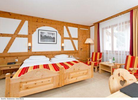 Hotelzimmer mit Tennis im Hotel Edelweiss