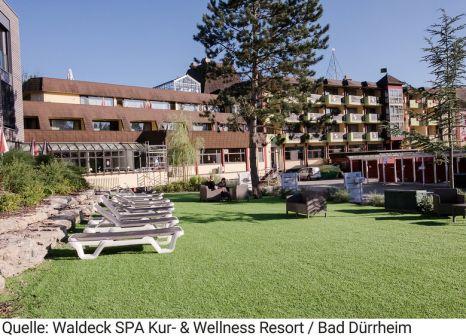 Hotel Waldeck Spa Resort in Schwarzwald - Bild von Bentour Reisen