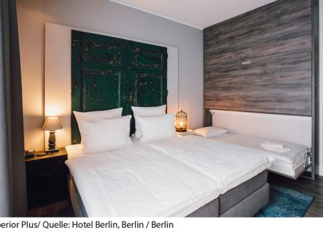 Hotelzimmer mit Fitness im Hotel Berlin Berlin