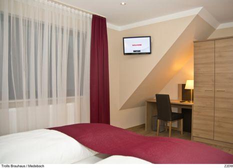 Hotelzimmer mit Minigolf im Troll's Brauhaus Hotel