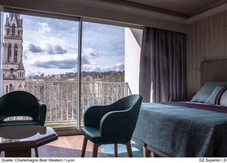 Hotelzimmer mit Clubs im Hôtel Charlemagne