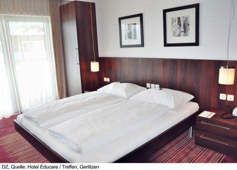 Hotelzimmer mit Ski im Educare