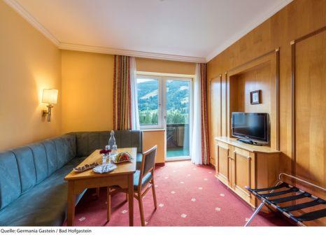 Hotelzimmer mit Tennis im AKZENT Hotel Germania Gastein