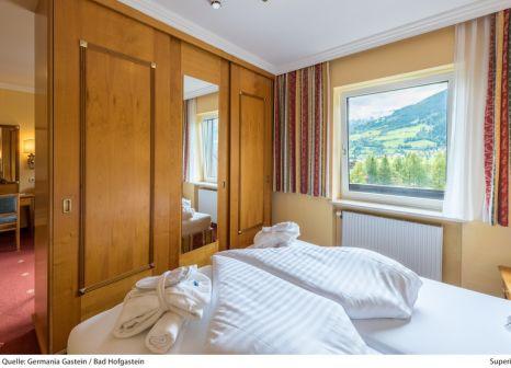 Hotelzimmer mit Fitness im AKZENT Hotel Germania Gastein
