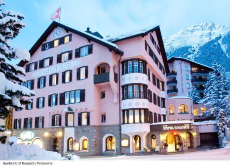 Hotel Rosatsch in Graubünden - Bild von Bentour Reisen