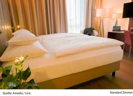 Hotelzimmer mit WLAN im AMEDIA Hotel Linz