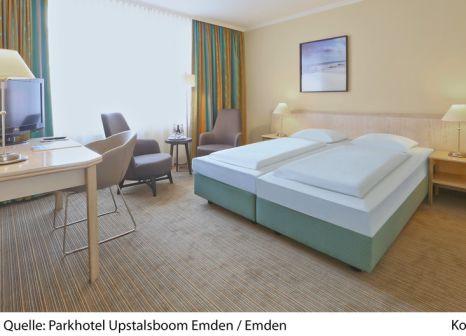 Hotelzimmer mit Fitness im Upstalsboom Parkhotel Emden