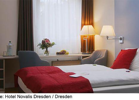 Hotelzimmer mit Animationsprogramm im Hotel Novalis Dresden