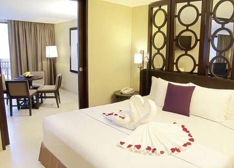 Hotelzimmer mit Volleyball im Azul Beach Resort Riviera Maya