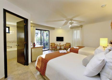 Hotelzimmer mit Volleyball im The Reef Playacar Resort & Spa