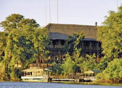 Hotel Chobe Marina Lodge in Nationalpark - Bild von DERTOUR