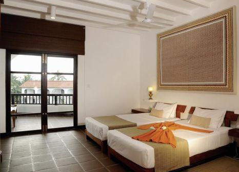 Hotelzimmer mit Tischtennis im Heritance Ayurveda Maha Gedara