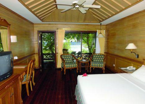 Hotelzimmer mit Volleyball im Royal Island Resort & Spa