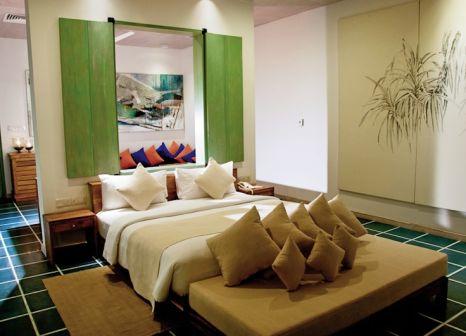 Hotelzimmer mit Volleyball im Jetwing Blue