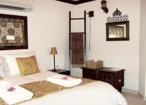 Hotelzimmer mit Spielplatz im Desert Nights Camp