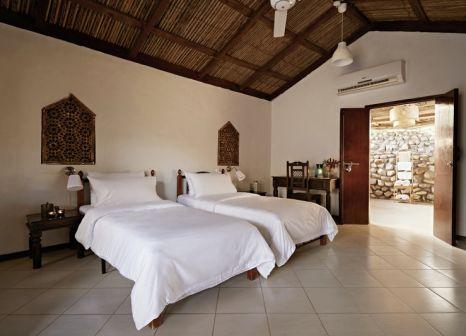 Hotelzimmer mit Paddeln im Muscat Hills Resort