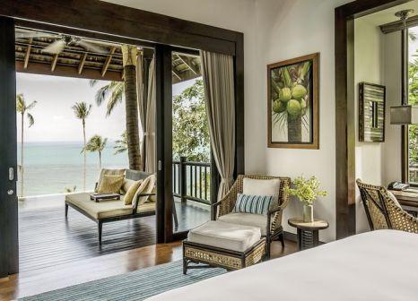Hotelzimmer mit Golf im Four Seasons Resort Koh Samui