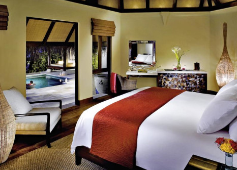 Hotelzimmer mit Fitness im Four Seasons Resort Maldives at Kuda Huraa
