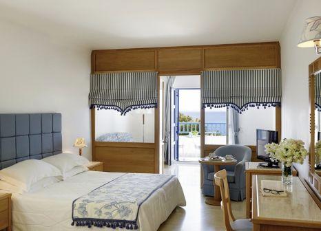 Hotelzimmer mit Mountainbike im Mitsis Norida Beach