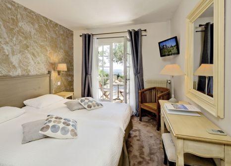 Hotelzimmer mit Pool im Le Mas d'Aigret