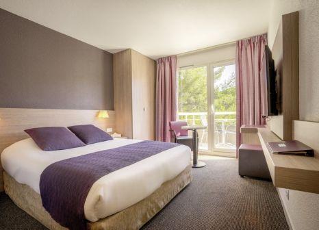 Hotelzimmer mit Tischtennis im Best Western Plus Hôtel La Marina