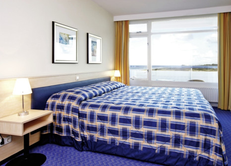 Hotelzimmer mit Kindermenues im NH Atlantic Den Haag