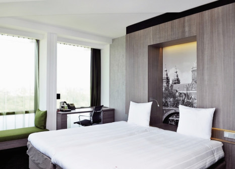 Hotelzimmer mit Aerobic im Leonardo Hotel Amsterdam Rembrandtpark