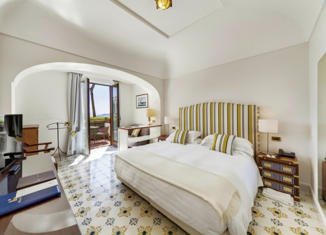 Hotelzimmer mit Mountainbike im San Montano Terme