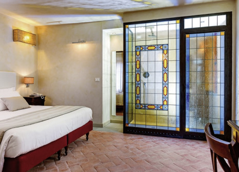Hotelzimmer mit Reiten im Borgo San Luigi