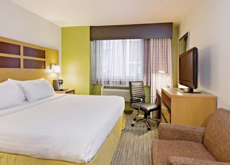 Hotelzimmer mit Fitness im Holiday Inn Express New York City Times Square