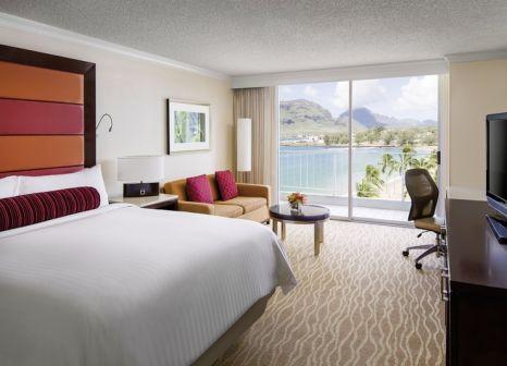 Hotelzimmer mit Volleyball im Kaua'i Marriott Resort