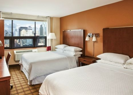 Hotel Four Points by Sheraton Midtown Times Square in New York - Bild von DERTOUR