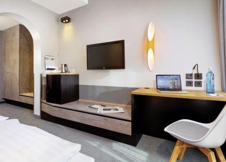 Hotelzimmer mit Aufzug im InterCityHotel München