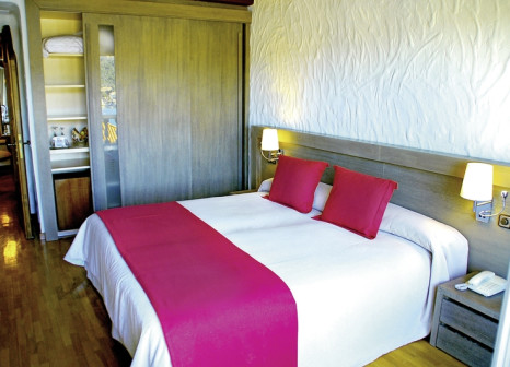 Hotelzimmer mit Hochstuhl im Villa Italia