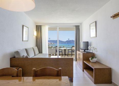 Hotelzimmer mit Golf im Hipotels Mercedes