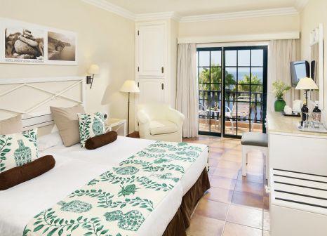 Hotelzimmer mit Yoga im Jardin Tecina