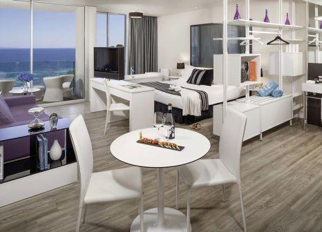 Hotelzimmer mit Fitness im Meliá South Beach
