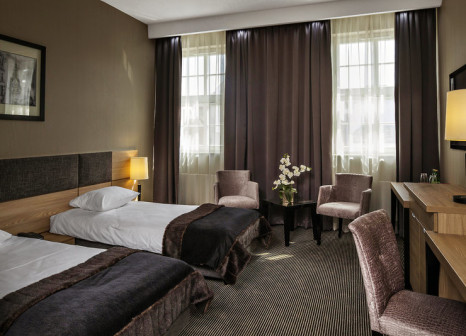 Hotelzimmer mit Golf im Hotel Elblag