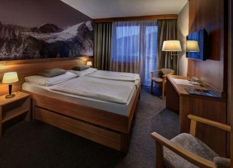 Hotelzimmer mit Tischtennis im Fis