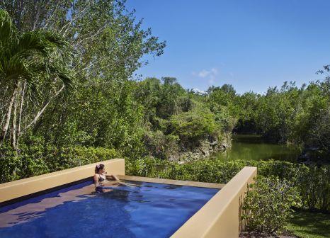 Hotelzimmer mit Golf im Banyan Tree Mayakoba