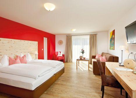 Hotelzimmer mit Minigolf im Steiger
