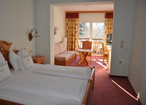 Hotelzimmer mit Tennis im Lavendel