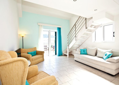 Hotelzimmer mit Fitness im Aqualand Resort