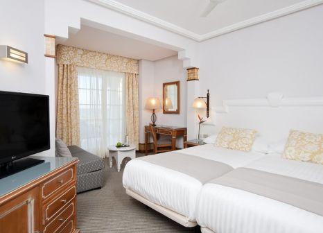 Hotelzimmer mit Yoga im Meliá Atlántico Isla Canela