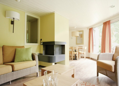 Hotelzimmer mit Golf im Center Parcs De Eemhof