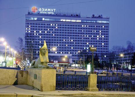 AZIMUT Hotel Saint Petersburg günstig bei weg.de buchen - Bild von DERTOUR