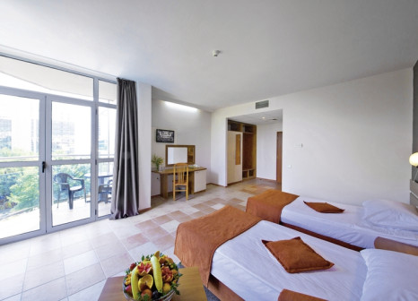 Hotelzimmer mit Volleyball im COOEE Mimosa Sunshine Hotel