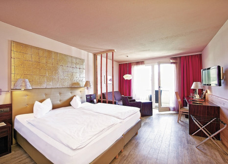 Hotelzimmer mit Fitness im Wellness- und Geniesserhotel Karnerhof